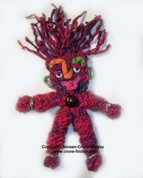 spool-knitted-handspun-pink-doll-finished