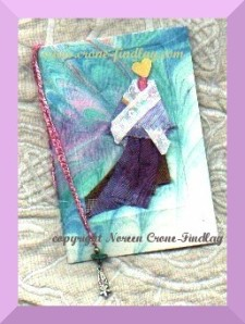 handmade-book-origami-angel-2