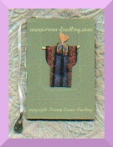 handmade-book-origami-angel-4