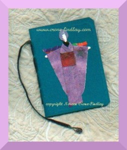 handmade-book-origami-angel-7