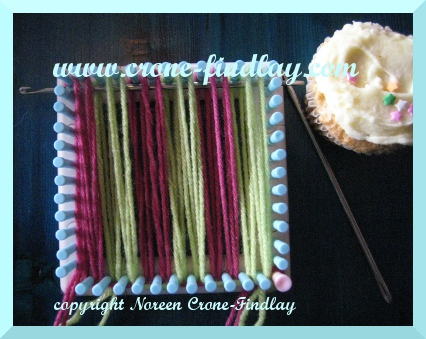 New Video Tutorial On How To Weave Smooth Edges With 2 Colors On