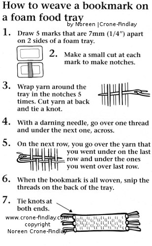 Kids Weaving Tottie Talks Crafts Blog