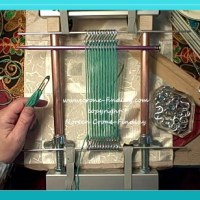 How to weave Leno Lace on the Mirrix loom