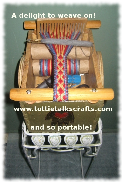 copyright Noreen Crone-Findlay www.tottietalkscrafts.com