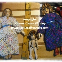 Carving and weaving for the Birch Tree Sisters