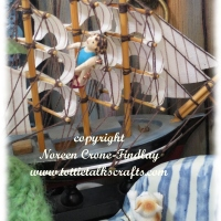 Miranda Mermaid joins the Story Door Dolls