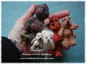 copyright Noreen Crone-Findlay www.tottietalkscrafts. com