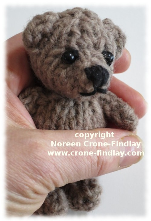 Findlay Bear How to 2