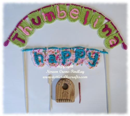 Thumbelina Loom happiness