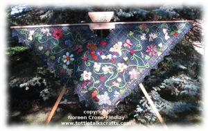 Garden Shawl  1 (c)