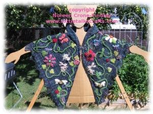 Garden Shawl  1 C(c)