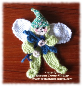 Thumbelina loom Chubby Faerie 2 (c)