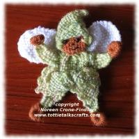 Thumbelina Loom - How to weave Chubby Fairies