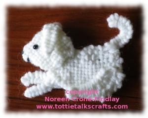 Thumbelina Loom Puppy flat 1 (c)