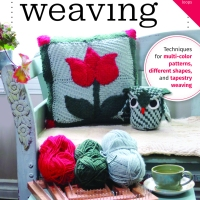 My new book on Potholder Loom Weaving