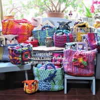 Potholder Loom Book- Baskets