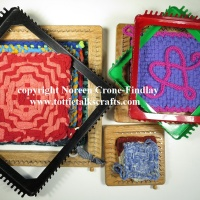 Questions about Potholder Looms
