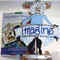 """IMAGINE"" Banner Weave Along"