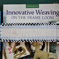 """""""Imagine"""" Banner Weave Along: PART ONE:  How to weave the narrow band"""